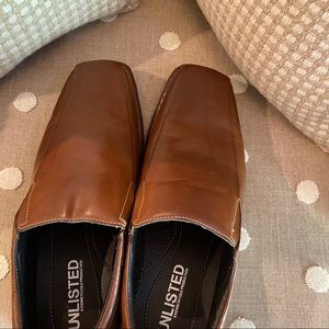 Men's Brown Unlisted Wildfire Brand Shoe 12W